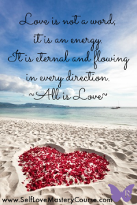 love is an energy